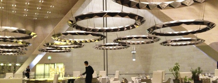 Idam Restaurant at The Museum of Islamic Arts is one of To-Go, QATAR.
