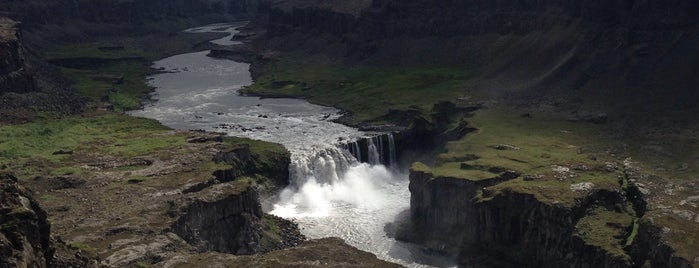 Selfoss is one of Icelist.