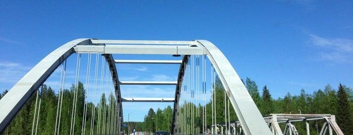 Kotakennäänsalmen silta is one of 🌹ГУЛЬНАРА'ın Beğendiği Mekanlar.