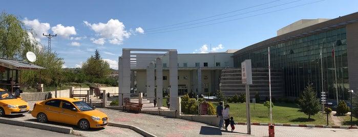 Sungurlu Devlet Hastanesi is one of สถานที่ที่ Mahmut Enes ถูกใจ.