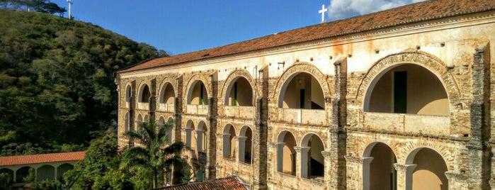 Mosteiro dos Jesuítas is one of สถานที่ที่บันทึกไว้ของ Arquidiocese de Fortaleza.