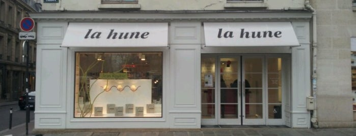 La Hune is one of Locais salvos de Katya.