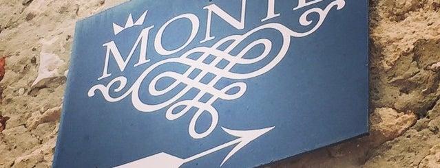 Restaurant Monte Rovinj is one of Rovinj, Croacia.