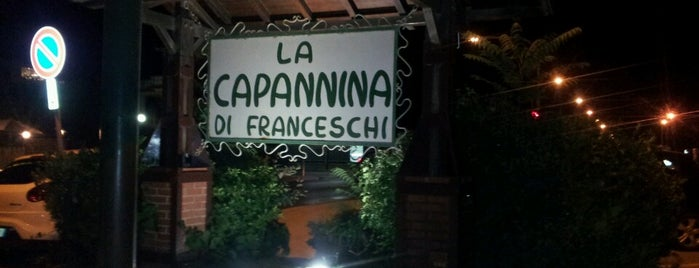 La Capannina di Franceschi is one of anna e selin.