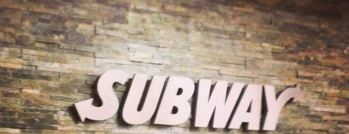 Subway is one of Braga.