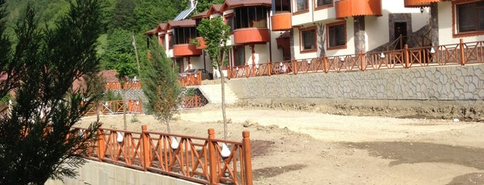 Abant Manzara Evleri is one of สถานที่ที่บันทึกไว้ของ Fahreddin.