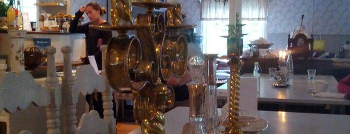 Café Hemma Hos is one of Scandinevian Trip.