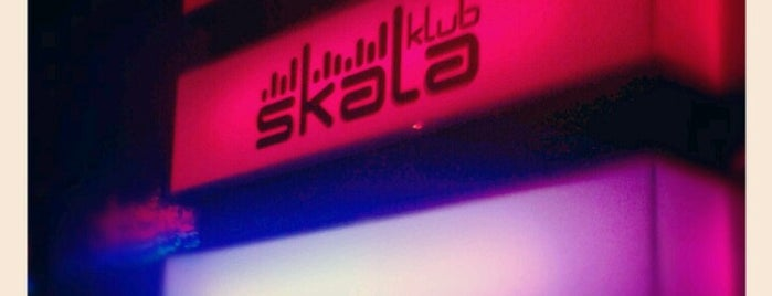 Klub Skala is one of ΔΕΛΤΑ*.