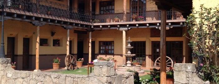 Posada Don Ramon Hotel Colonial is one of Karla: сохраненные места.
