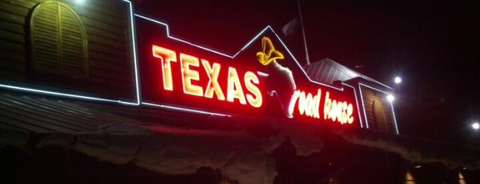 Texas Roadhouse is one of Orte, die Gwen gefallen.
