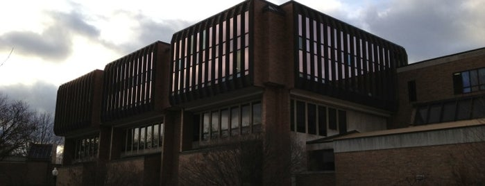 Business Administration Building is one of Kent State.