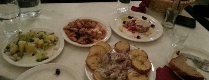 Μυρσίνη is one of Thessaloniki foodies spots.