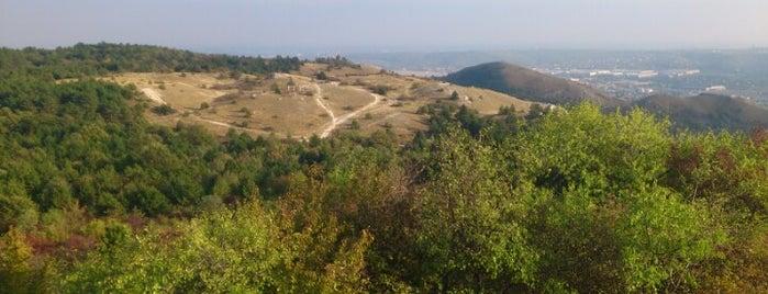 Vitorlázórepülő emlékmű is one of Budai hegység/Pilis.