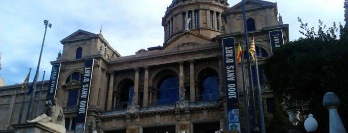 Museo Nacional de Arte de Cataluña is one of Barcelona City Guide.