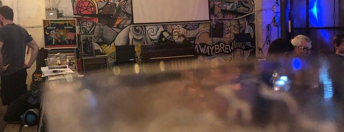 Rockaway Brewing Co. is one of Posti che sono piaciuti a Carmen.