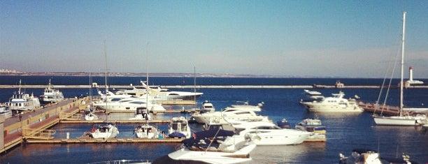 Яхт-клуб «Одесса» is one of Любимое ❤.