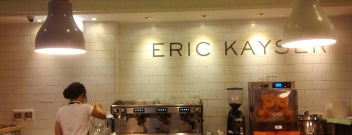Eric Kayser Boulanger is one of Breakfast&Luch&Brunch.