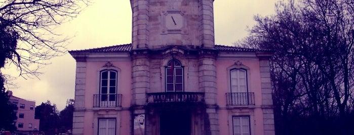 Museu Nacional do Teatro is one of Lx museus e jardins gratis.