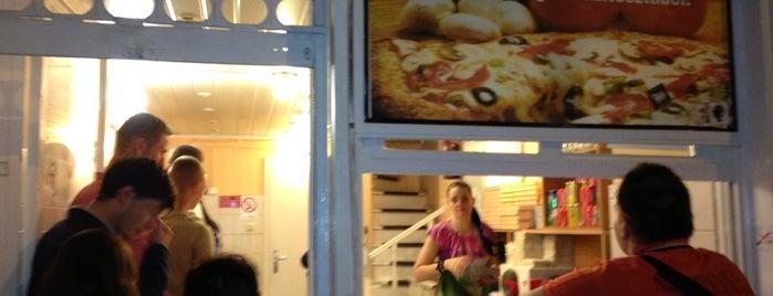 Pizzanet is one of Budapest kajaldak.