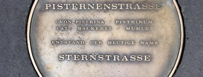 Sternstraße is one of Bonn.