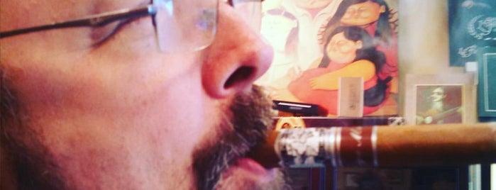 Cigar Time is one of Orte, die Coach gefallen.