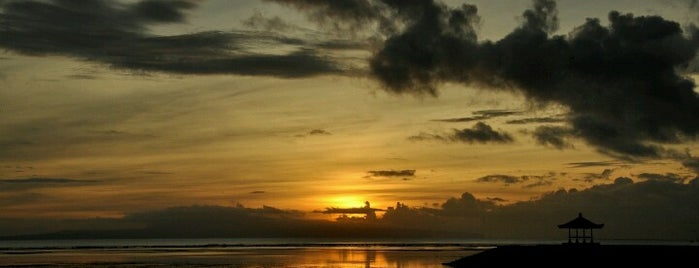 Sanur Beach is one of Destination In Indonesia.
