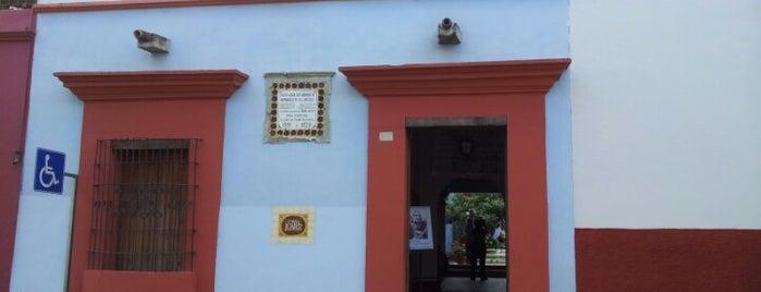 Casa Juaréz is one of Oaxaca.