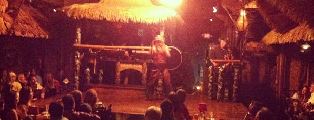 Mai-Kai Restaurant and Polynesian Show is one of New Times' Best Of Broward-Palm Beach.