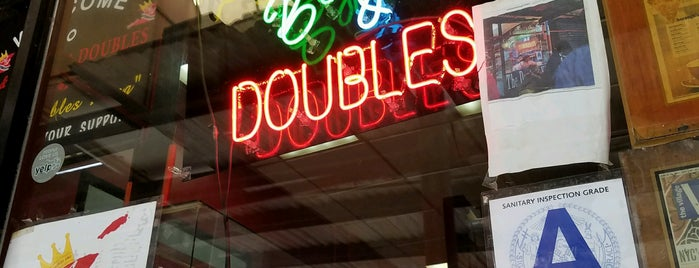 A & A Bake & Doubles is one of HER CITY: A Guide to NYC's Women-Owned Businesses.