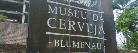 Museu da Cerveja is one of Blumenau.