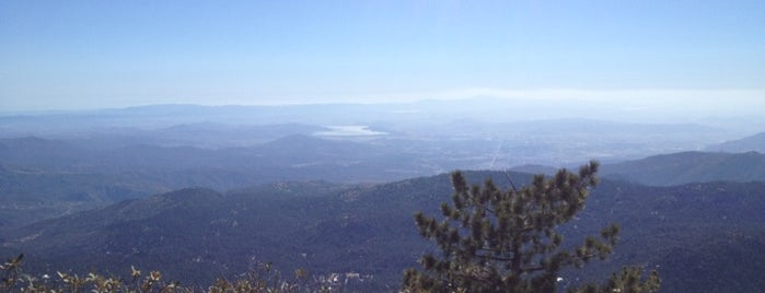 Tahquitz Peak Fire Lookout is one of SoCal Musts.