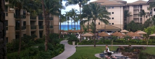 Westin Ka'anapali Ocean Resort Villas North is one of Hawaii favs.