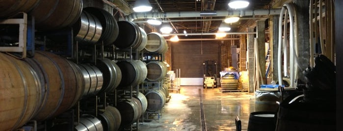 Red Hook Winery is one of NYC Distillery, Winery, and Brewery Tours.