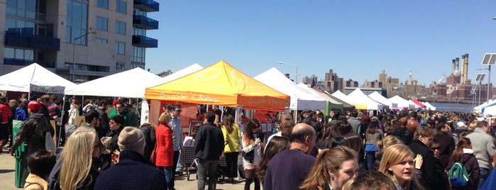 Smorgasburg Williamsburg is one of Not downtown places to eat.