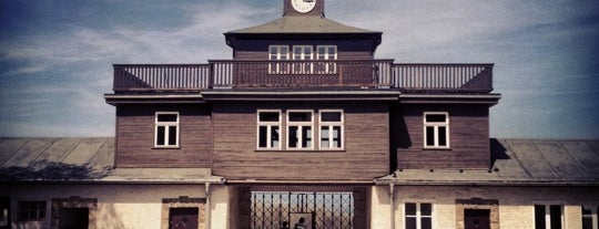 Mémorial de Buchenwald is one of Weimar.