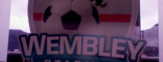 Wembley Stadium Futbol 5 is one of สถานที่ที่ Dico ถูกใจ.