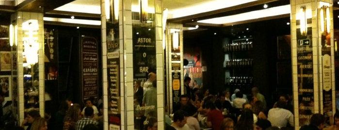 Bar Astor | SubAstor is one of cool sao paulo.