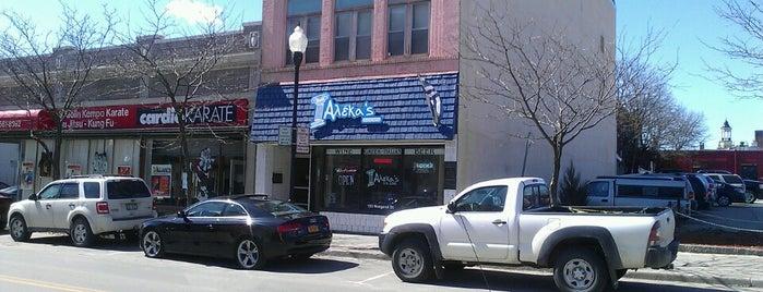 Aleka's is one of USA.