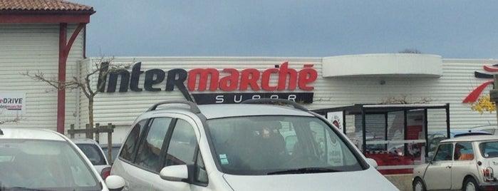 Intermarché Super is one of J'ai vu !.