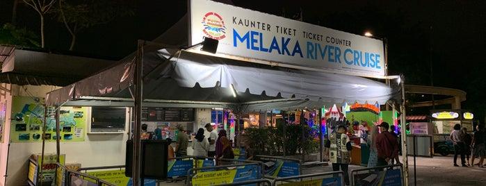 Melaka River Cruise is one of cuadrodemando : понравившиеся места.