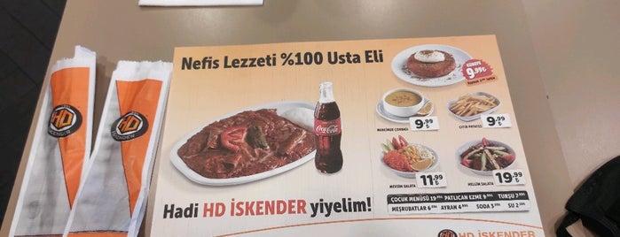 HD İskender is one of Restoranlar.