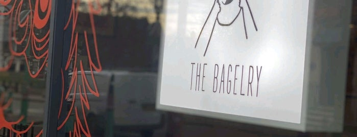 The Bagelry is one of Liverpool.