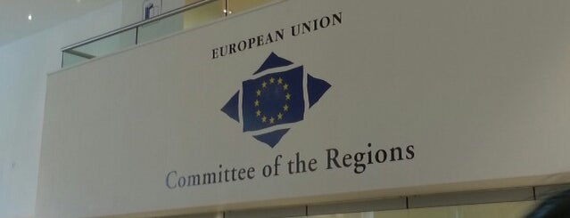 European Committee of the Regions (CoR) is one of favs.