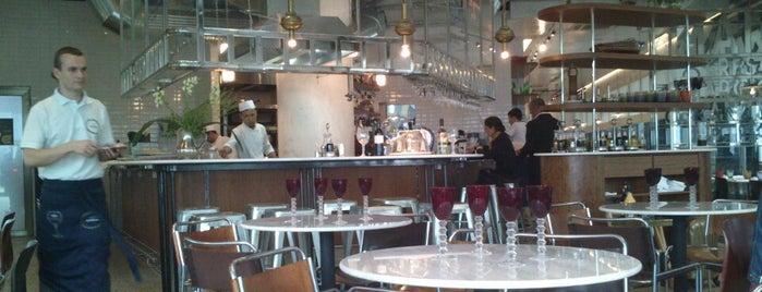 Osteria della Piazza Bianca is one of Летние веранды в ресторанах Москвы.