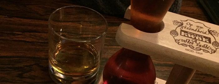 De Omgekeerde Wereld is one of To Drink.