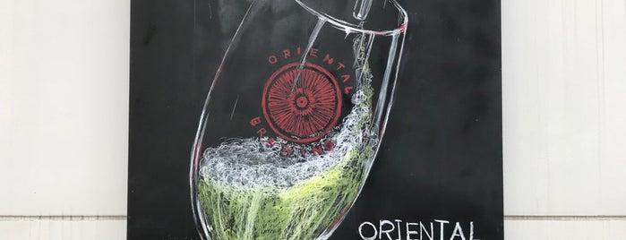 Oriental Brewing Kohrinbo is one of Lieux qui ont plu à Maki.