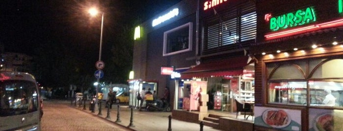 McDonald's is one of Pendik.