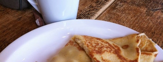 Kitchen & Pantry is one of London breakfast.