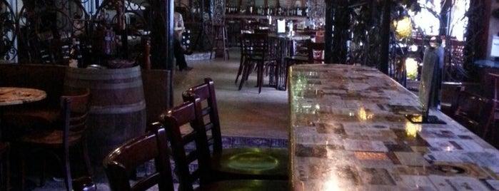 The Wine Bar is one of สถานที่ที่ Dulce ถูกใจ.