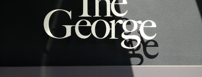 The George is one of Bars.